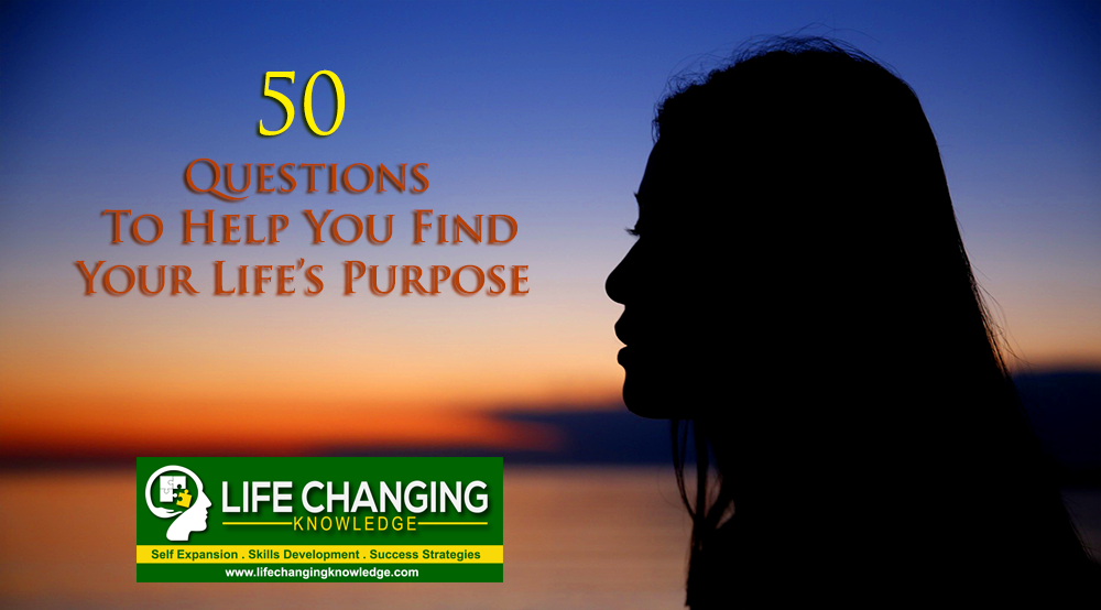 How to Find my Life's Purpose?